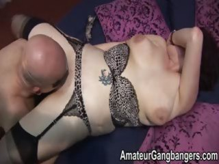 aged dilettante housewives used as fucktoys