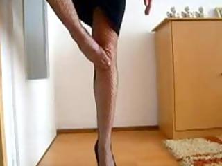 the beautiful legs and gazoo of my wife