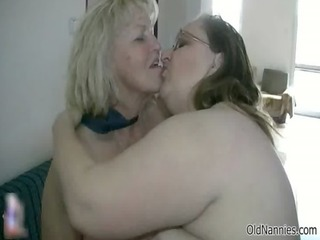big beautiful woman wife has lascivious lesbian