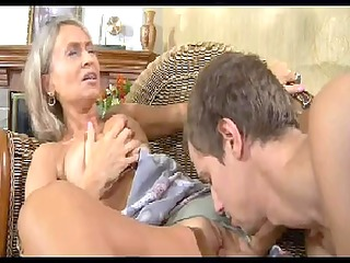 sexy mama n156russian golden-haired lewd aged