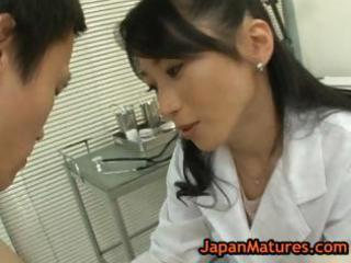 excellent older natsumi kitahara does part11