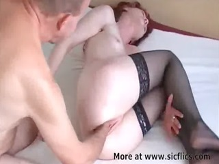 fist fucking my wifes loose vagina