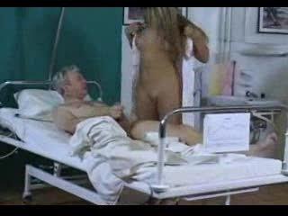 nurse healing older man - brighteyes03r