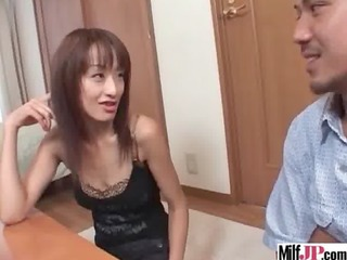 hawt hot japanese mother i receive group-fucked