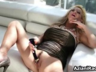 blonde cougar mommy with her huge part8