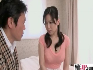 sexually excited japanese milf acquire