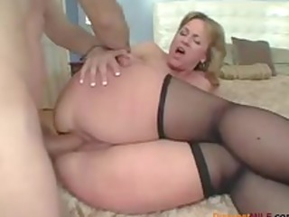 big ass mom t live without anal sex