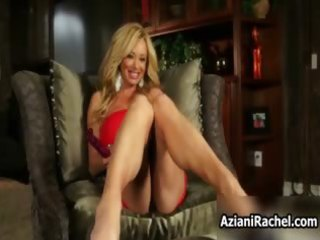 breasty golden-haired mother i goes eager dildo