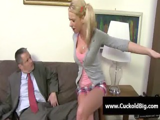cuckold sessions - interracial three-some fuck 04