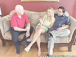 pornstar screwed my hawt wife