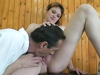 old man fucking her student