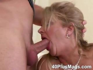 aged oral and slit fucking skills