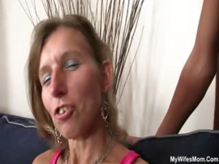 he is fucks mother in law and wife watches it is