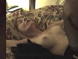 older slut creampied by darksome dong