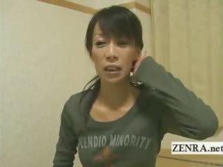 subtitled older female japanese bodybuilder