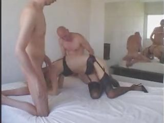 casting french aged -anal gangbang-