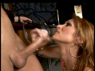 tiffany mynx engulfing lucky guys cock - 2