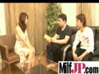 japanese milfs getting group-fucked indeed hard