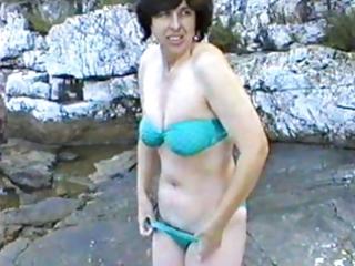 ravishing wife first time on nudist camp