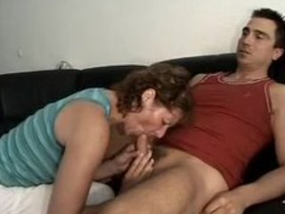 german -mom- copulates her stepson