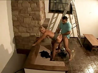 sexy blond german mother i with her impressive