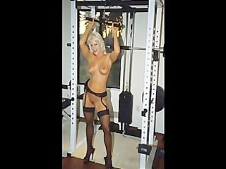 picture movie fbb blond muscle bodybuilder bonks