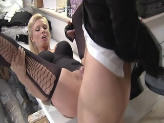 breasty milf german receives ass jacked -