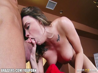 thick lonely wife chanel preston acquires fucked