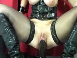 super sexy milf  dildo act
