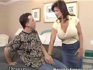 deauxma receives her ass screwed by a juvenile