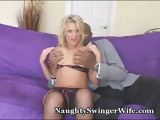 breasty blond honey is precious to fuck and this