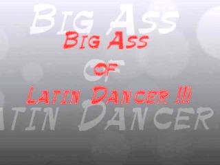 large ass latin