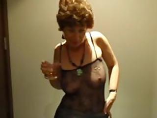 drunk mother i drunk slutty british granny