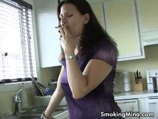 hawt d like to fuck makes herself three-some