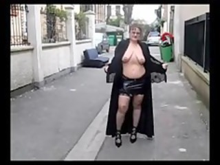 old bbw exhibitionist big beautiful woman
