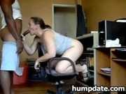 milf sucks pecker and acquires doggystyled by bbc
