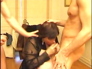 giant meatballs older homo sock and fuck anal