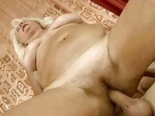 breasty grandma getting drilled nice-looking hard
