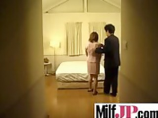hawt asian milfs get hard drilled on tape vid-75