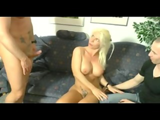 german blond mother id like to fuck 6some by troc