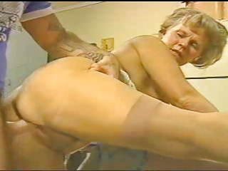 horny granny female with youthful guys