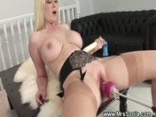 mature fuck machine fantasy fetish