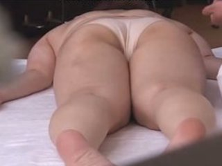 excited japanese wives massaged and then fucked
