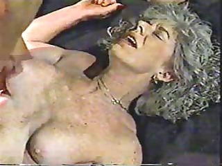great masturbation of aged lady. dilettante
