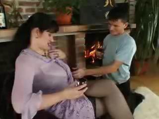 breasty d like to fuck seduces youthful stud