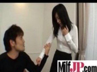 cute sexy japanese milfs receive fucked vid-39