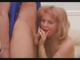 retro vintage mature mommy lad