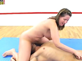 large butt mistress faccesitting mixed wrestling