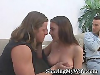 astonishing wifes raunchy thirst for fucking