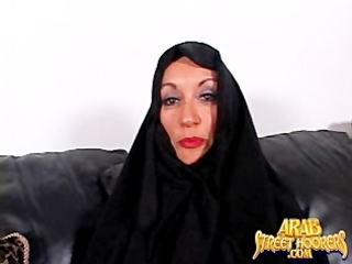 arab mother i